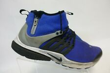 NIKE Air Presto Mid Utility Paramount Blue Sz 13 Men Running Shoes