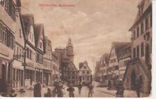 Neckarsulm Marktstraße gl1928 84.093