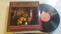 CREAM Strange Brew The Very Best Of 1983 LP polydor orig 8116391 TRUTONE MASTER