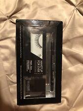 Make Up For Ever Professional Smoke Eye Set Eyeshadow Eyelashes Eyeliner- Rare