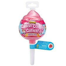 Oosh Cotton Candy Cuties Scented Squishy Stretchy Foam With Collectable Cutie