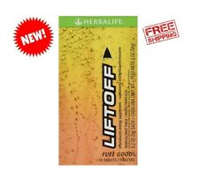 Herbalife Liftoff Tropical Fruit 10 Tablets - FREE SHIP ***