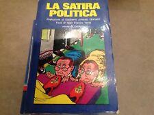 LA SATIRA POLITICA UMORISMO ed. SugarCo 1976