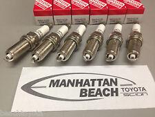 03-09 Toyota 4RUNNER & 05-15 TACOMA V6 4.0L Spark Plugs Set of 6, 90919-01235