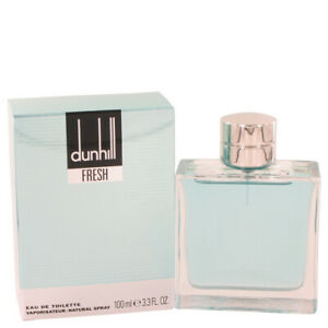 Dunhill Fresh by Alfred Dunhill 3.4 oz EDT Cologne Spray for Men New in Box