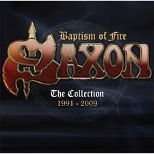 Saxon - Baptism Of Fire - The Collection 1991-2009 (2CD) - CD - New