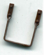 "FREIGHT CAR STIRRUP STEPS G 1/2"" SCALE Model Railroad Plastic Detail Part GL3920"