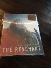 The Revenant Lenticular Slip Blu-ray steelbook Mantalab exclusive Manta Lab