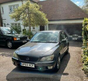 Lexus IS200 Auto Petrol - 2003