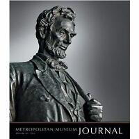 Metropolitan Museum Journal, Volume 48 2013 Paperback Katharine Baetjer