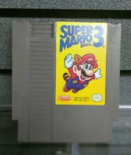 Super Mario Bros. 3 | Cart Only | Nintendo NES | TESTED | Contacts Polished