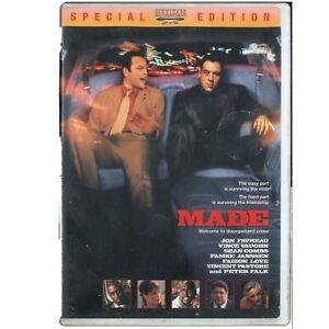 'Made' film Special Edition DVD Mob Mafia Crime