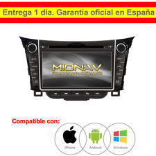 AUTORADIO/DVD/GPS/BT/IPOD/NAVI/RADIO PLAYER HYUNDAI i30 2012-2017