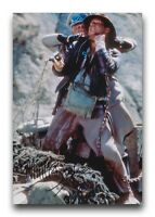 MICHAEL BYRNE HAND SIGNED 12X8 PHOTO INDIANA JONES AND THE LAST CRUSADE 2.