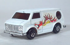"Vintage Bedford Dragon Van 2.75"" Die Cast Scale Model Bubble Window"