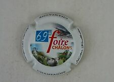 capsule champagne nicolas FEUILLATTE n°48i foire 69 ème