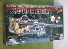 DRAGON 1/6 Modern US Greg-Scud Hunter US ARMY special forces Sniper Guerre du Golfe
