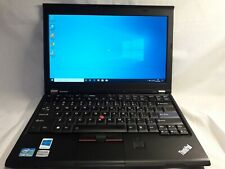 2nd Gen Core i5 Lenovo Thinkpad X220 Laptop. 2.5ghz / 8GB / 500GB / Windows 10.