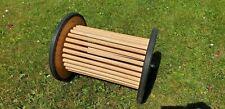 Bärenrolle (Geschicklichkeitsspiel, Balancetrainer) aus Vollholz