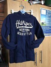 HILFIGER - boys hoodie age 10-12