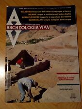 REVISTA ARCHEOLOGIA VIVA Nº74 MARZO-APRIL 1999 EN ITALIANO