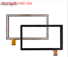 "USA-New Touch Screen Digitizer Glass Ffor Nobis NB1022 10.1"" Inch Tablet F828"