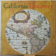 CALIFORNIA Discovery LP Top 1970s Rock, Produced by Creation of Sunlight member