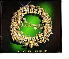 Black Sabbath - Ozzy Osbourne Years  3 CD Set New & Sealed