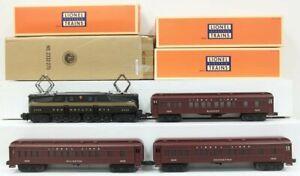 Lionel 6-31777: Conventional Classics #2124W Lionel GG1 Passenger Set new inbox