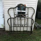 ANTIQUE BRASS BED SET FULL SIZE