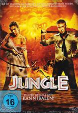 Jungle - In der Gewalt der Kannibalen - DVD - Neu und originalverpackt in Folie
