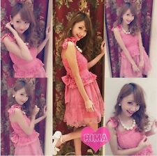 Genuine Liz Lisa Organza embroidery tulle Party dress Brand with tag