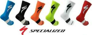 Lot 6 pairs specialized sl tall cycling socks