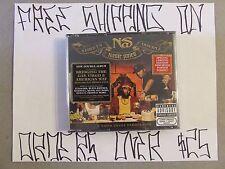 NAS STREET'S DISCIPLE DOUBLE ALBUM W/ HYPE STICKER *NO POSTER*