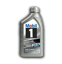 OLIO MOTORE MOBIL 1 PEACK LIFE 5W50 1 LITRO