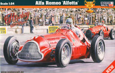 Alfa Romeo 158/159 ALFETTA 1950 French Grand Prix Winner 1:24 Kit Plastique MCD222