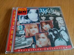 The Bangles - The Best Of The Best Cd Album
