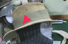 WW1 1st imperial camel corps puggaree and colour patch, plain pug