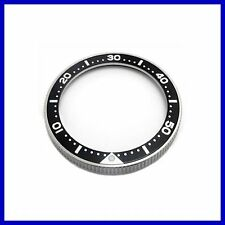 Stainless steel bezel to Vostok Amphibian watches with SEIKO insert! bbb