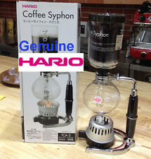 Genuine HARIO Siphon/Syphon Vacuum Coffee Maker 5 CUPS TCA-5 - direct from Japan