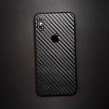 iPhone X Skins - Carbon Fiber