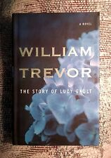 The Story of Lucy Gault by William Trevor (Rare, 1st American edition Hardcover)