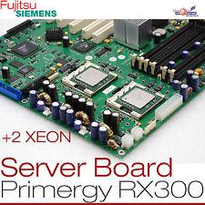FUJITSU SIEMENS SERVER PRIMERGY RX300 MOTHERBOARD BOARD MIT 2x XEON 2400MHZ SCSI