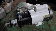 Leeson 1hp 3450rpm 113583.00 w/ Hydraulic Pump - Never Installed w/ Warrantee !!