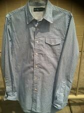 Polo by Ralph Lauren NEW 100% Authentic botton front shirt special collar print