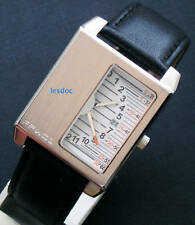 flyback watch type double handed rare gift box lip new exclusive cool retro