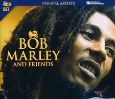 Bob Marley & Friends by Bob Marley (CD, Mar-2012, 4 Discs, Basic Records) NEW!