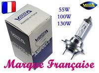 "10 AMPOULES HALOGENE VEGA® ""MAXI"" MARQUE FRANCAISE H1 55W AUTO MOTO PHARE"