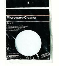 Aronson Microwave Cleaners Special Non-Abrasive pads 2pcs