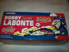 2000 BASEBALL ALL STAR BOBBY LABONTE #18 1/24 ACTION DIE CAST